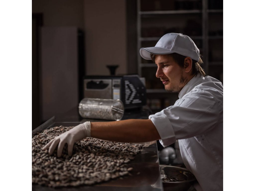 70% Bean to bar hořká čokoláda – Madagaskar