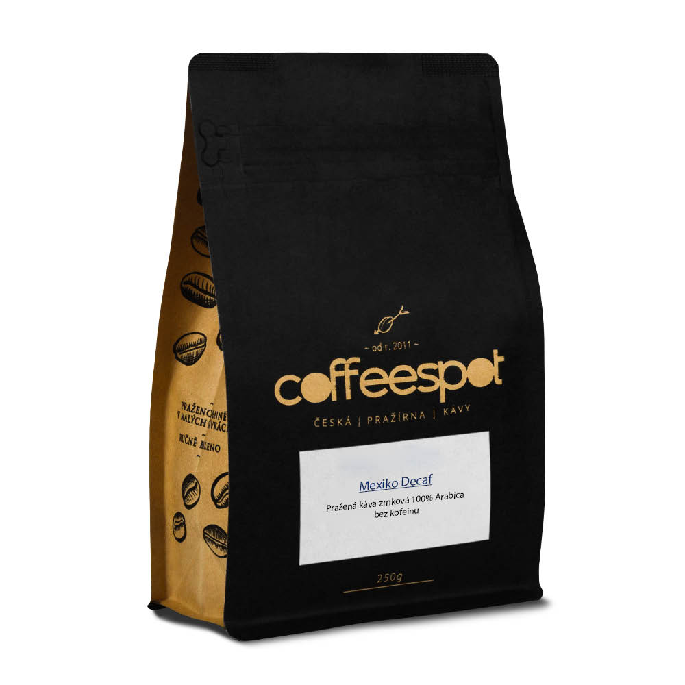 Mexiko Decaf 250g